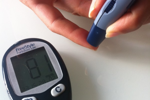 מאמן כושר אישי - ניטור רמת סוכר בדם
