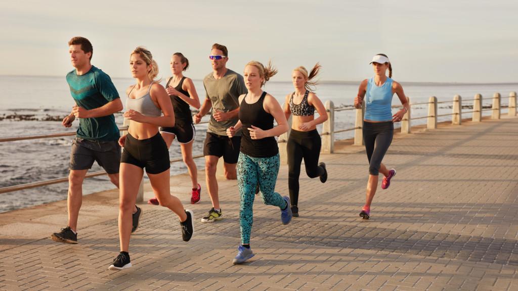 קבוצת ריצה - אימון ריצה קבוצתי