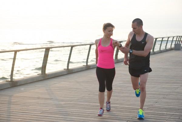 אימון ריצה אישי - אימון ריצה אישי בנמל תל אביב