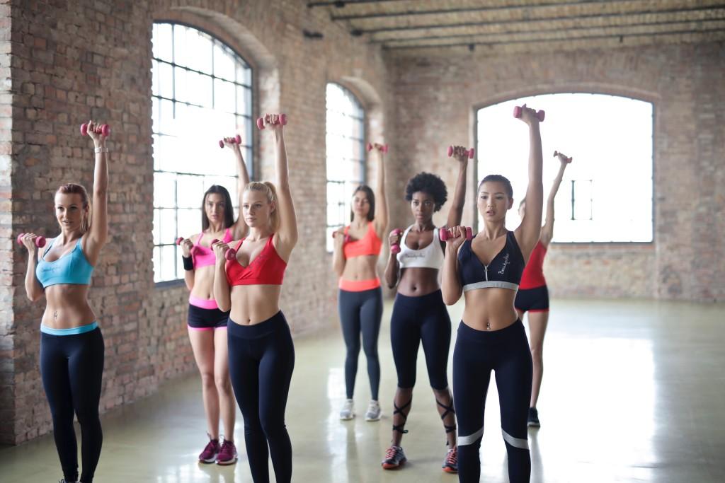 אימון כוח קבוצתי נשים